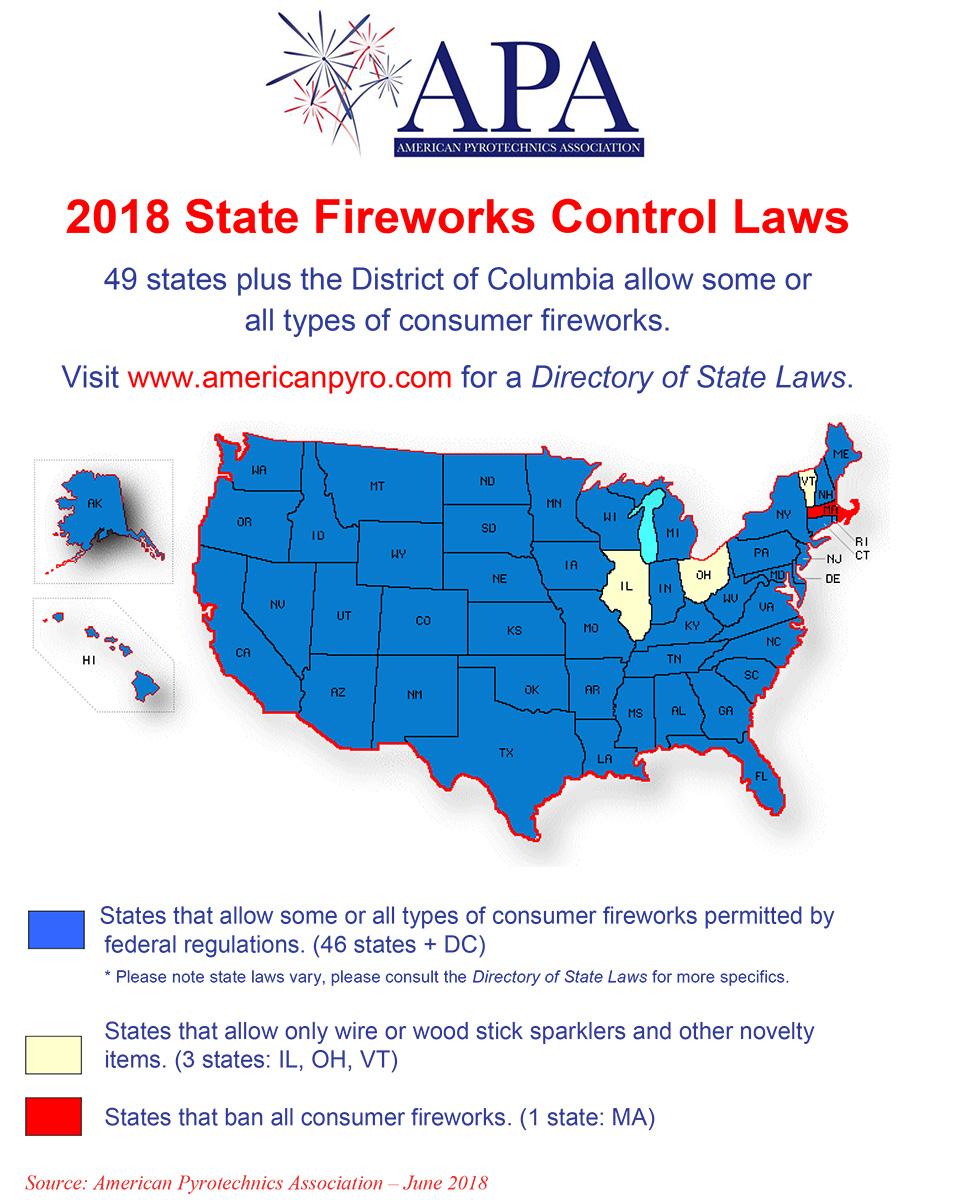 2018 6 12rev state laws firework mapjpg