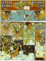 """Little Nemo in Slumberland"" panel, by Winsor McCay"