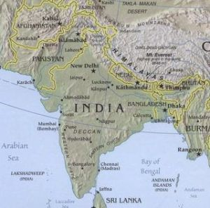 Map-india-pakistan