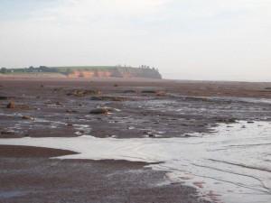 Minas Bay, Nova Scotia