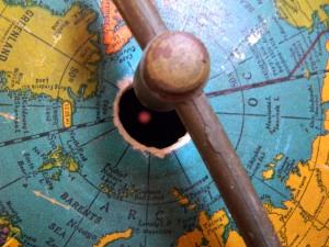 Photo: Globe.