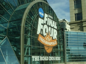 "College basketball is practically a religion in the Hoosier State during the NCAA's ""March Madness."" In 2013, however, top-ranked Indiana was brought down by Syracuse.Photograph by Michael Heinemann"