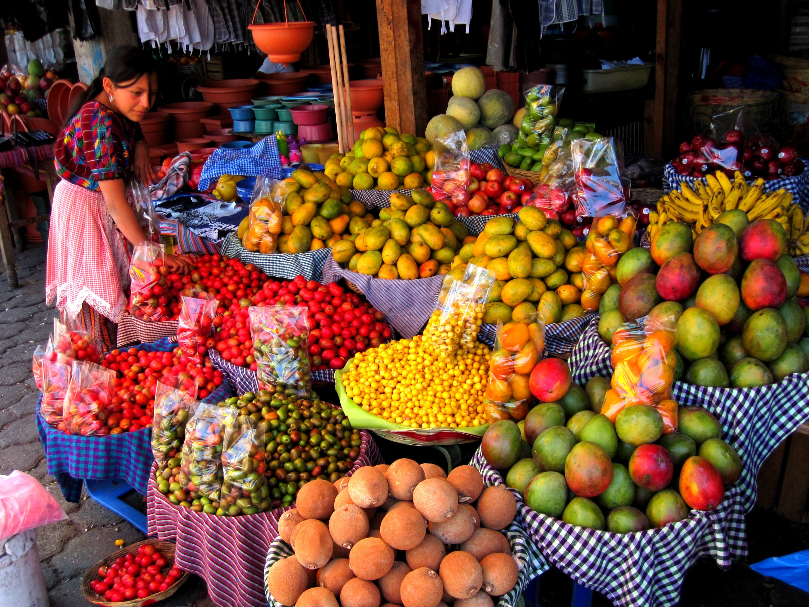Groceries Have a Geography? – National Geographic ...
