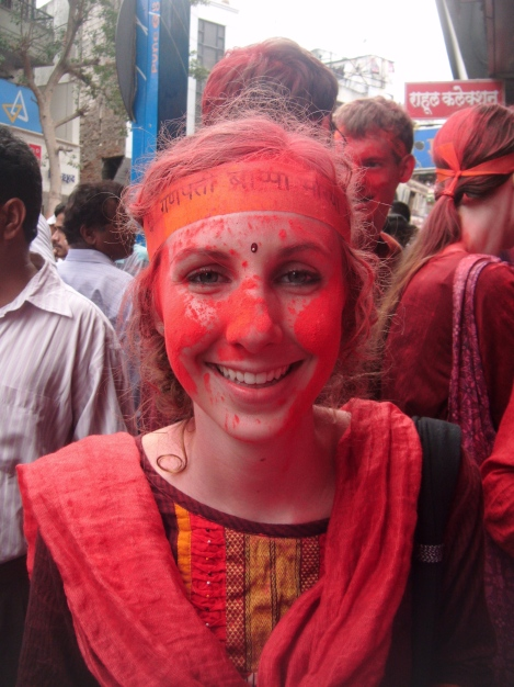 Ganpati Festival. Pune, India