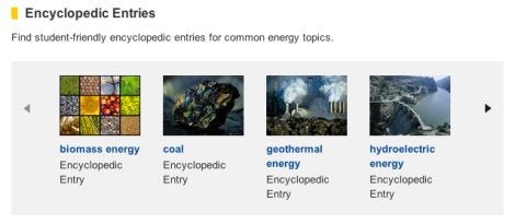 Encyclopedic entries