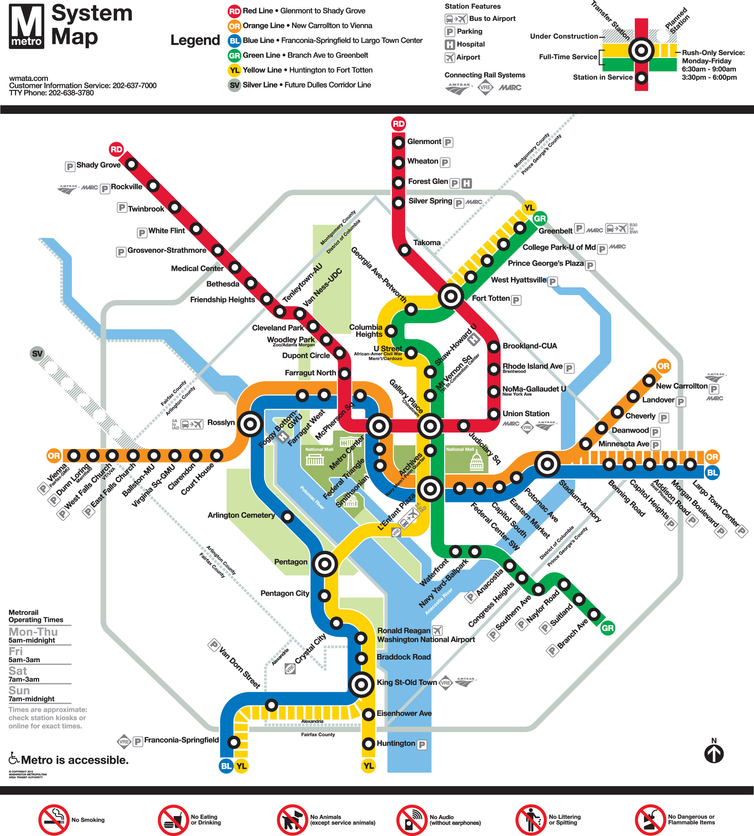 Building a Better Subway Map – National Geographic Education Blog