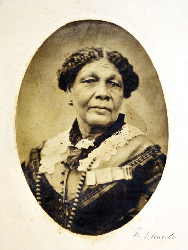Mary Jane Seacole (1805-1881) Photograph © Mary Evans Picture Library 2008