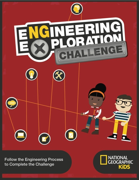 Engineering Exploration Challenge Engineering Process workbook