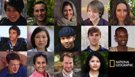 2014 Emerging Explorers