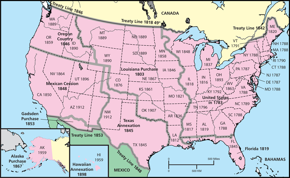 Mapping Monday Time Travel Is Real Nat Geo Education Blog - Us brown map with states