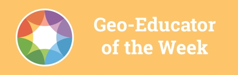 Geoeducator of the week-blogarticle-orange