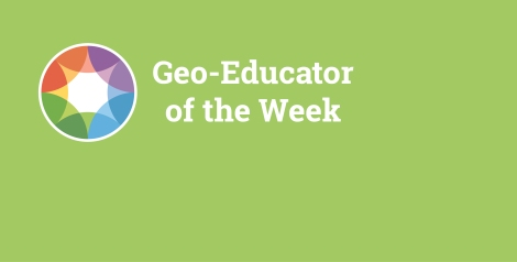 Geoeducator of the week-blogbanner-green