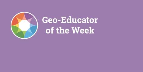 Geoeducator of the week-blogbanner-purple