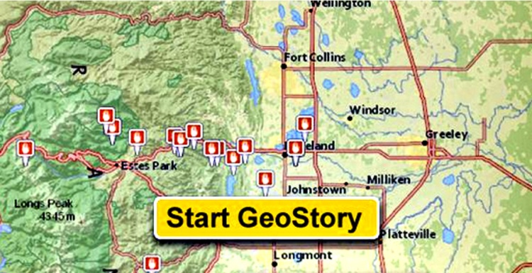 BioBlitz 2012 GeoStory_sticky