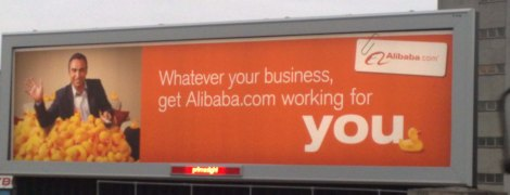 Can Alibaba work for you? Sure, although the Chinese e-commerce giant is treading lightly into Western markets, despite a mammoth IPO. Photograph by Clive Darra, courtesy Flickr. This file is licensed under the Creative Commons Attribution-Share Alike 2.0 license.