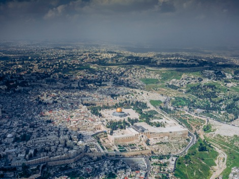 Twelve-year-old Supreme Court litigant Menachem Zivotofsky was born here, in Jerusalem. Was he born in Israel? Beautiful photograph by George Duffield, courtesy National Geographic Cinema Ventures