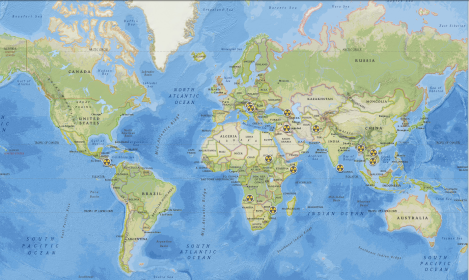 Your map might look something like this.