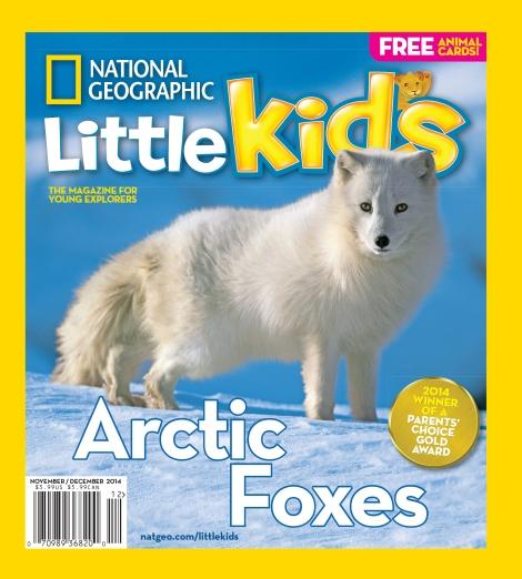 Magazine - NG Little Kids Nov Dec 2014