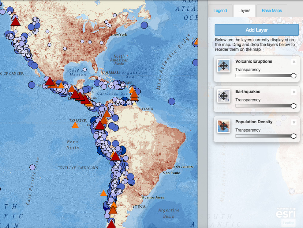 Harness the Power of MapMaker Interactive – National Geographic ...