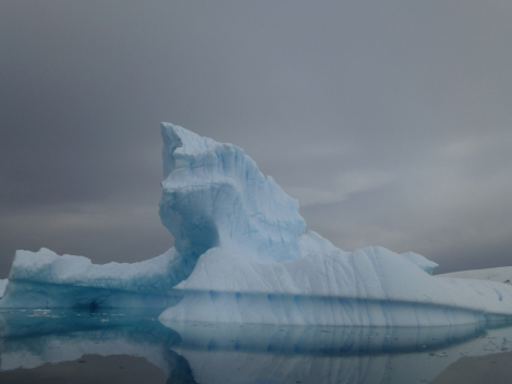 Antarctic Sphinx at Cierva Cove-crop