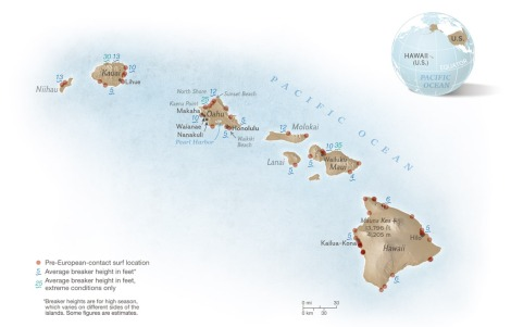 Map by Jerome N. Cookson, National Geographic