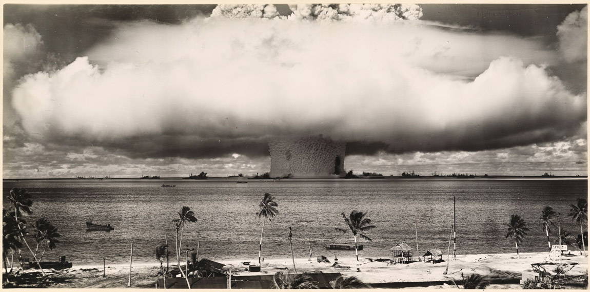 the atomic bomb essay An essay sample on dropping the atomic bomb and why did truman drop the atomic bomb.