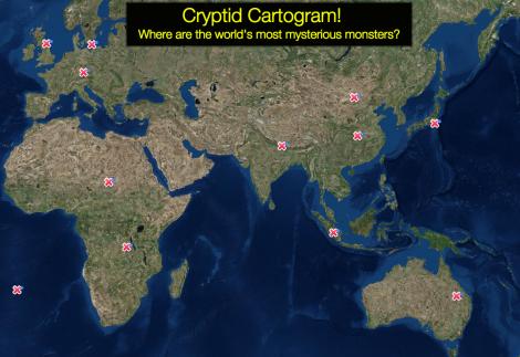 cryptid-cartogram