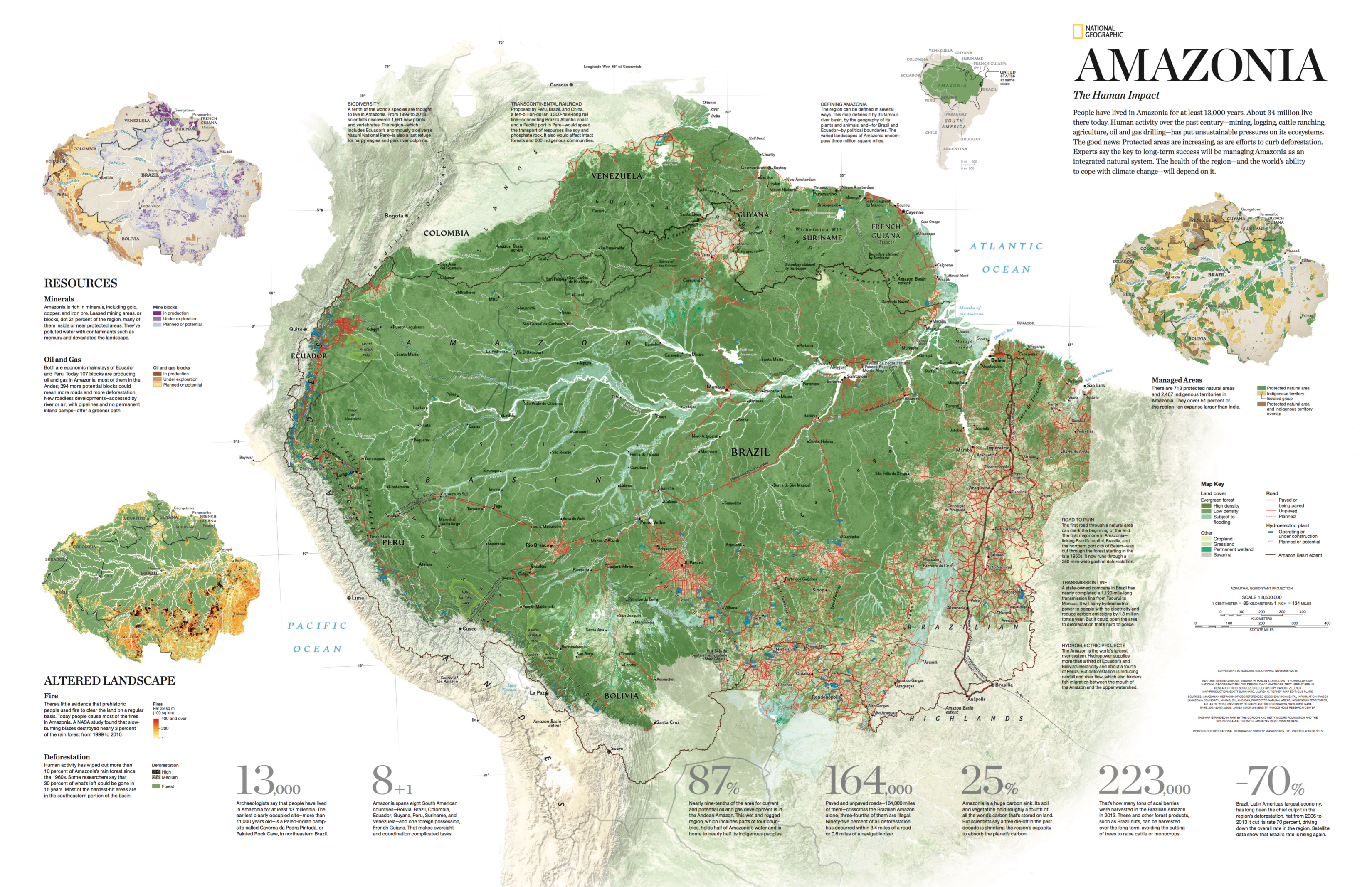 The amazon rain forest is not an untamed jungle nat geo education blog the amazon rain forest is not an untamed jungle gumiabroncs Gallery