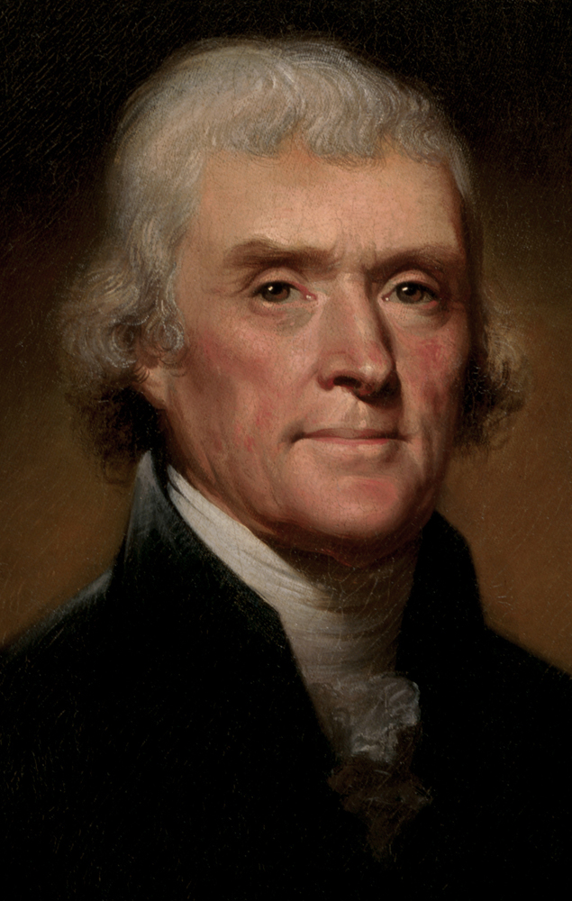 Did Thomas Jefferson Hate Thanksgiving National