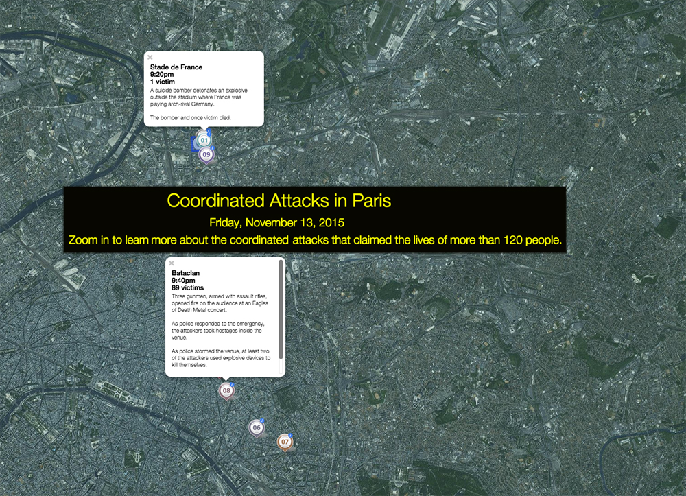 Bataclan Concert Hall Paris Map.What Happened In Paris National Geographic Education Blog
