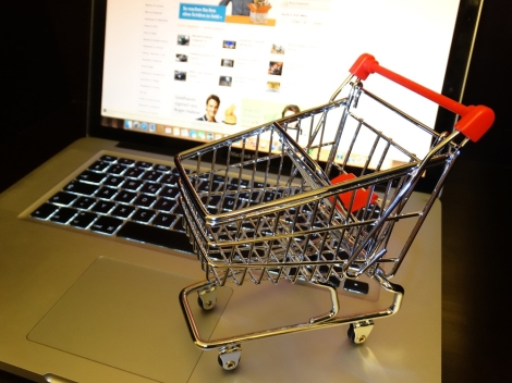 Cyber Monday encourages consumers to shop online the Monday after Thanksgiving.Photograph by HebiFot, courtesy Pixabay