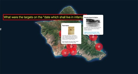 "Click to learn a little about the major targets of the ""date which shall live in infamy."""