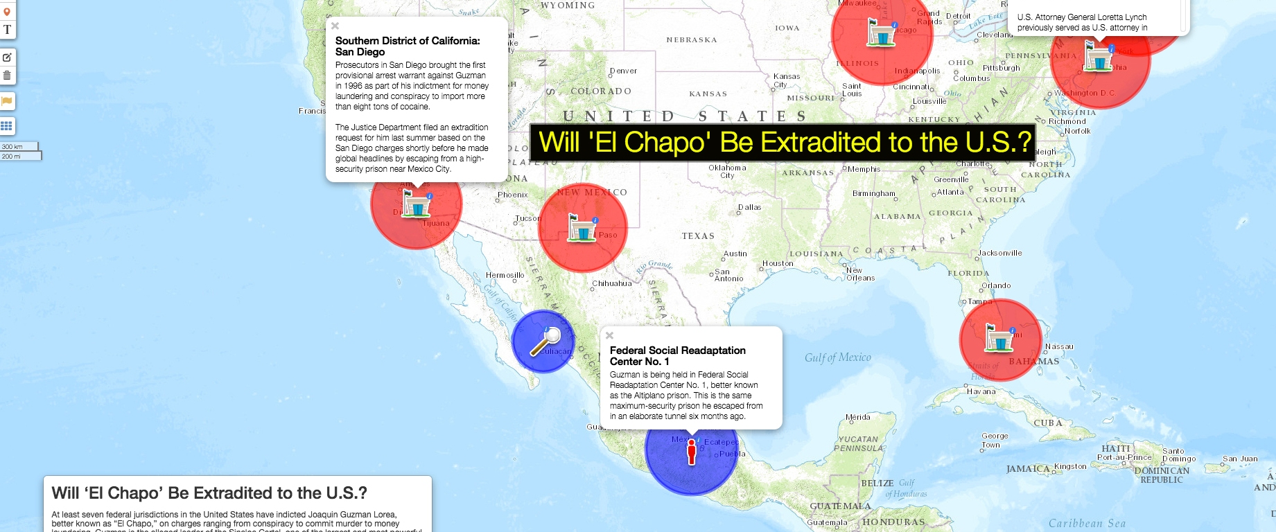Will 'El Chapo' Be Extradited to the U S ? – National Geographic