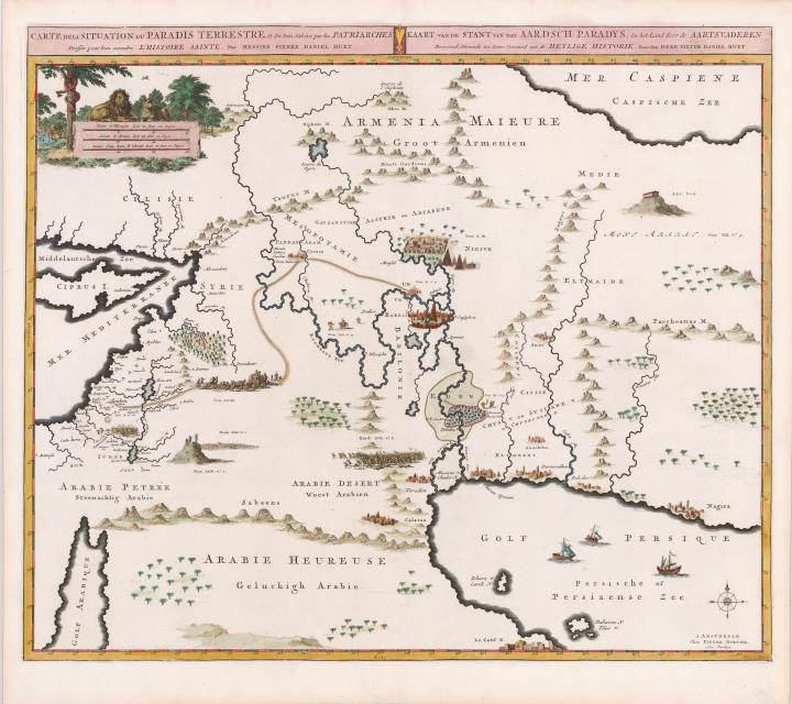 Map by Pieter Mortier, courtesy Cornell University Library. Public domain.