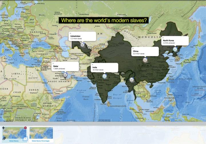 slavery map ki