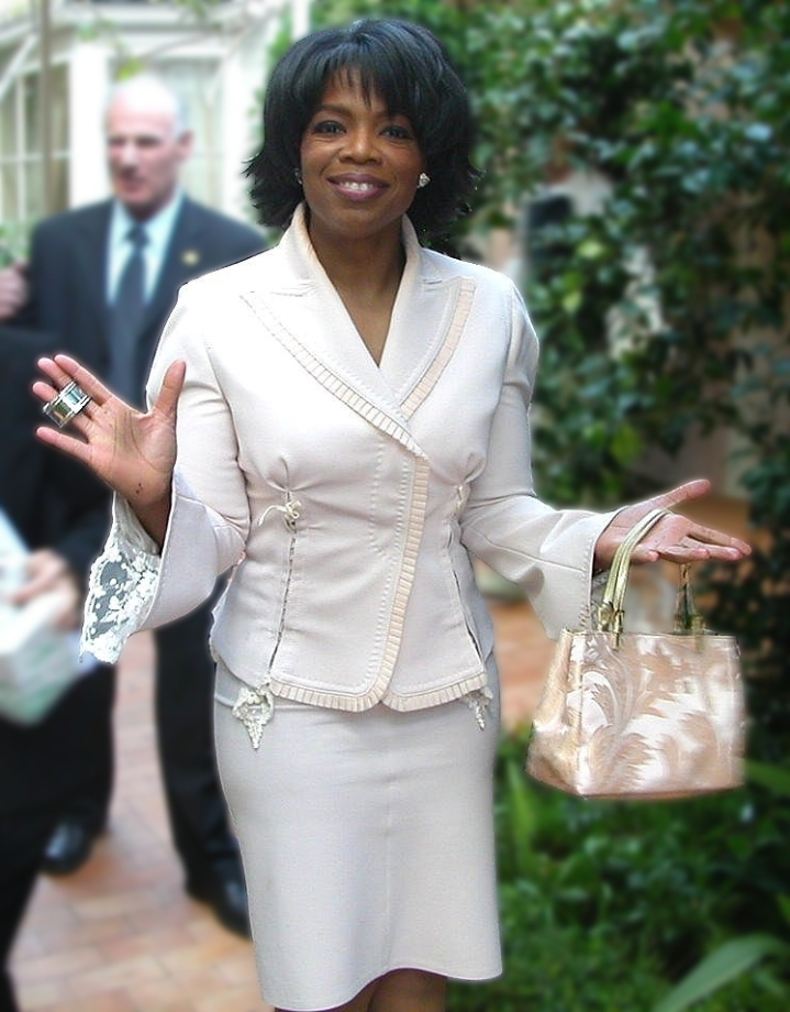 "Oprah Winfrey is just one of many successful business leaders who ""sets aside at least an hour a day (or five hours a week) for activities that could be classified as deliberate practice or learning."" Photograph by Alan Light, courtesy Wikimedia. CC-BY-2.0"
