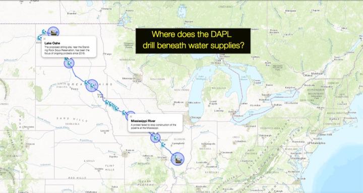 Dakota Access Pipeline Iowa Map.Dakota Access Pipeline What You Need To Know National Geographic