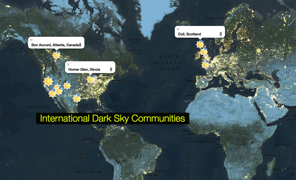 Darkest Town in America – National Geographic Education Blog on dark souls 2 map, messier sky map, ada map, light pollution map, winter sky map,