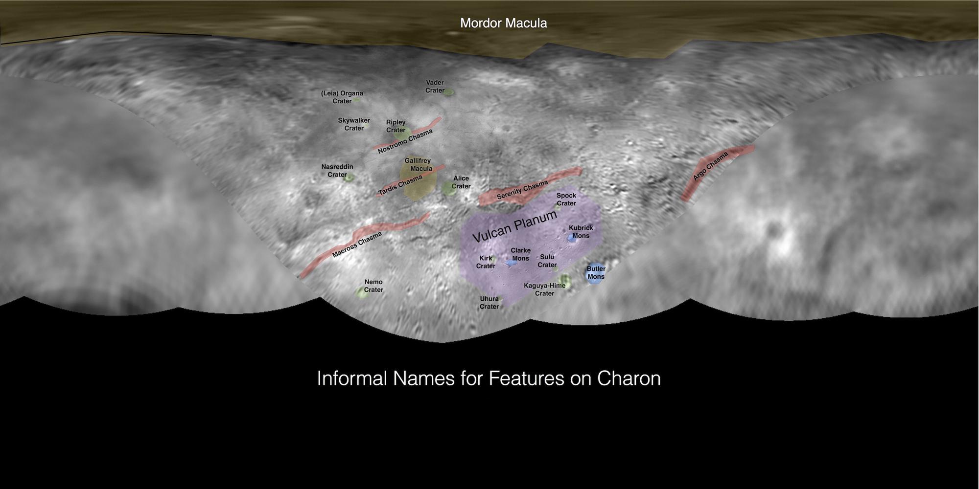 Pluto: Name that Planet | Nat Geo Education Blog