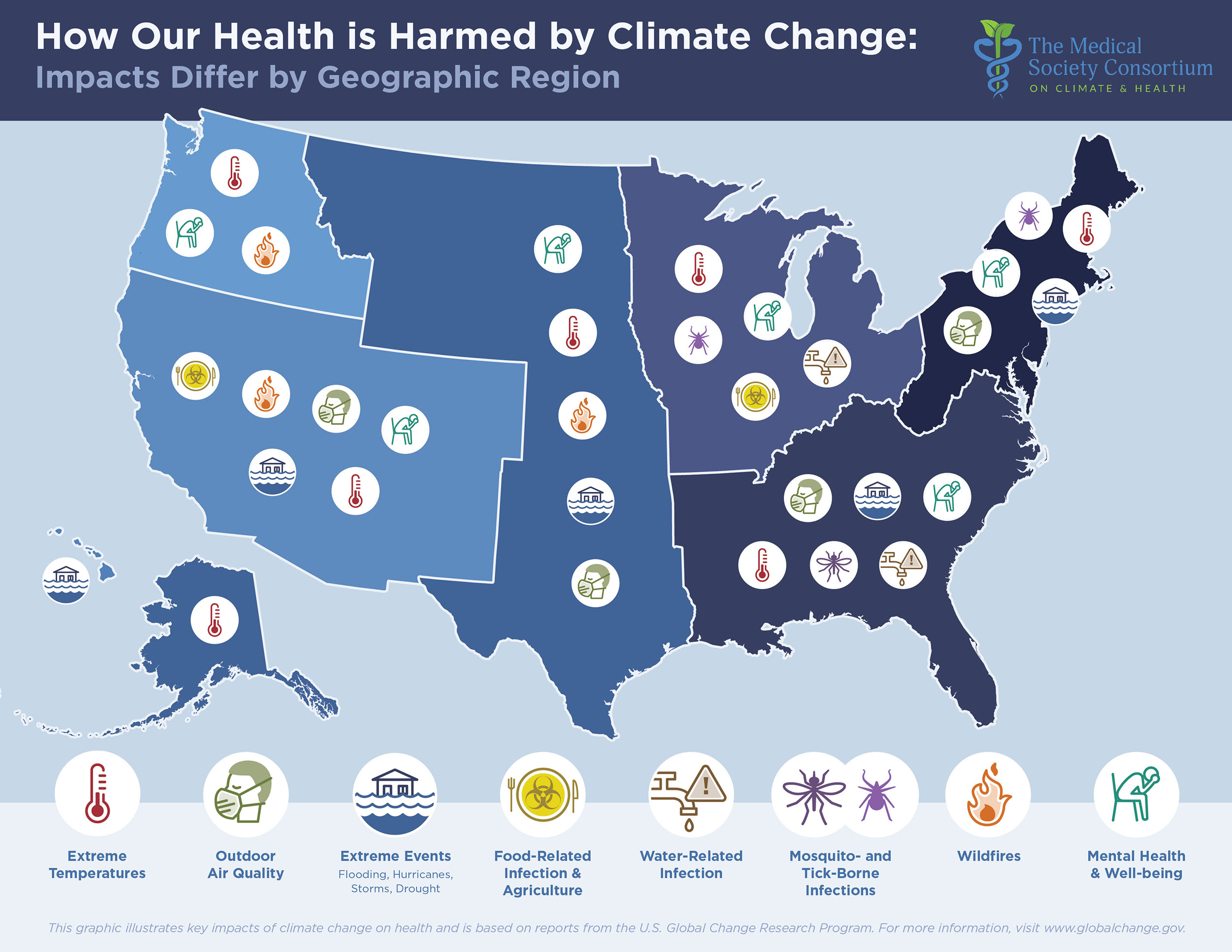 Climate Change Is Making Us Sick Nat Geo Education Blog