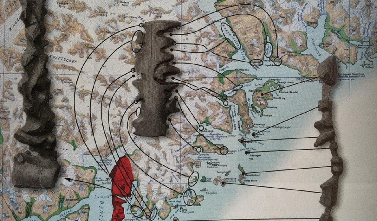 Driftwood Cartography