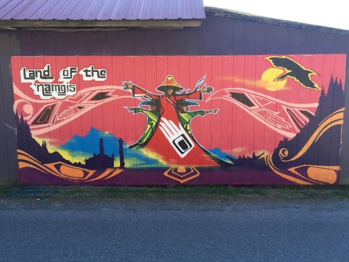 lavie-mural