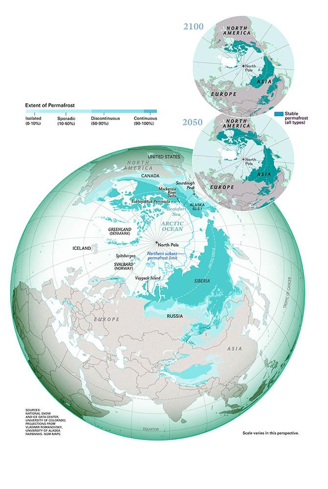 Alaska Is Melting  Nat Geo Education Blog