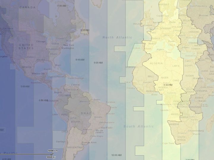 Map Of Spain Time Zones.The Real Reason Spaniards Stay Up Late National Geographic