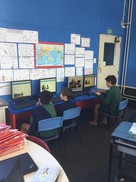 New Zealand Students