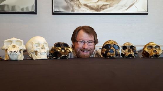 JM with Skulls