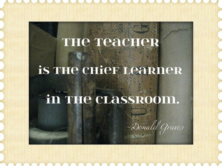 Teacher Quote