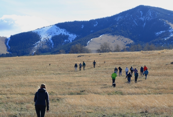 Students explore ranch_Jim Bishop