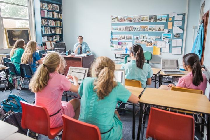 Covino classroom