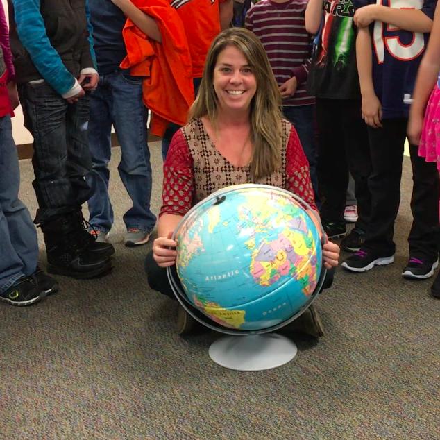 Julie Yeros, Nat Geo Educator